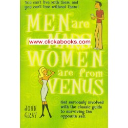 Men are from MARS Woemn Are from Venus