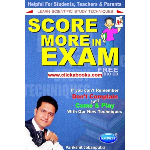Score More In Exam