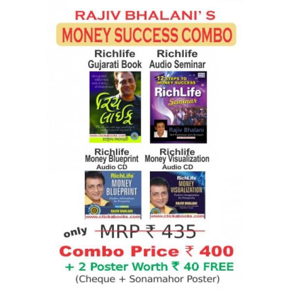 Rajiv Bhalani's Money Success Combo