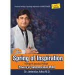 Dr. Jeetendra Adhia's New Spring of Inspiration - 9 Steps to Success Through Powers of Subconscious Mind - Hindi DVD