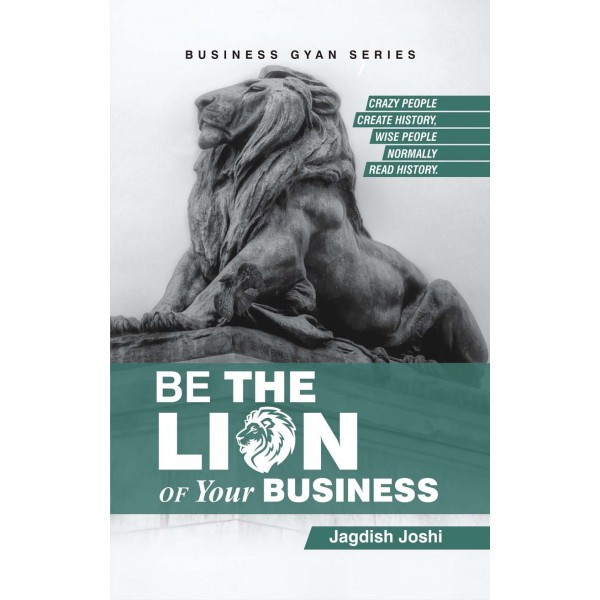 Be The Lion of Your Business - English Book